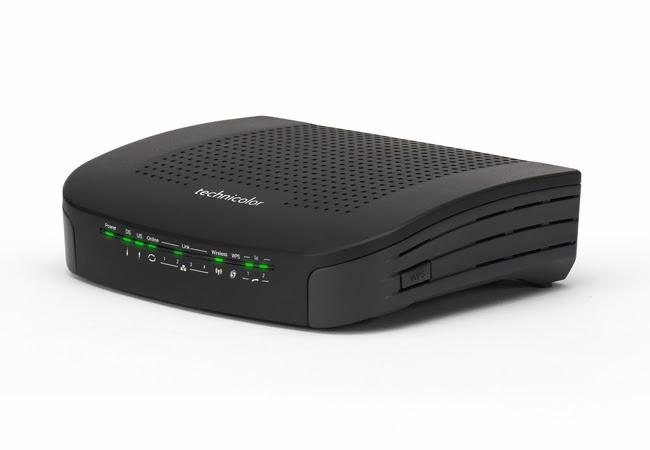 technicolor cable modem